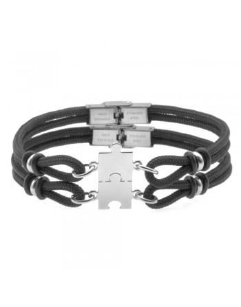 bracciale puzzle per coppie e fidanzati bcc2438