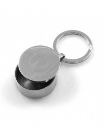 Portachiavi barilotto contenitore personalizzabile con incisione prt0241