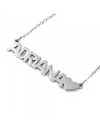 collana con nome Adriana -...