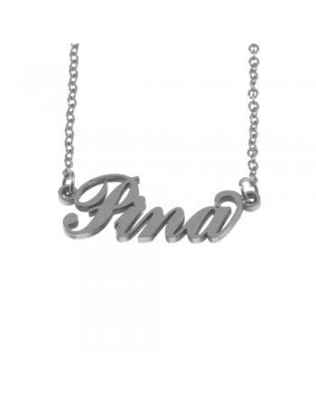 collana con nome Pina -...