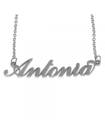 collana con nome Antonia -...