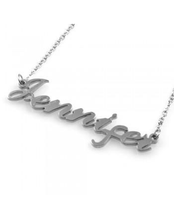 collana con nome Jennifer -...