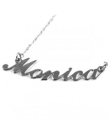 collana con nome Monica -...