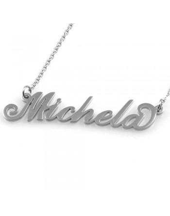 collana con nome Michela - col1789