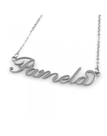 collana con nome Pamela - col1795