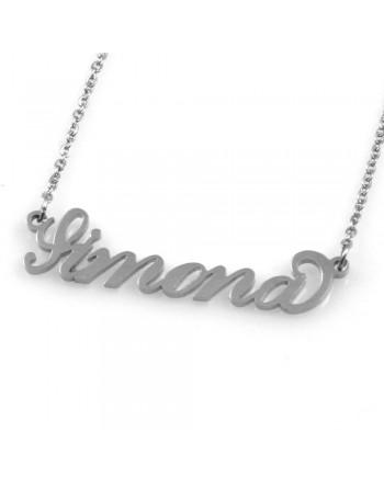 collana con nome Simona - col1802