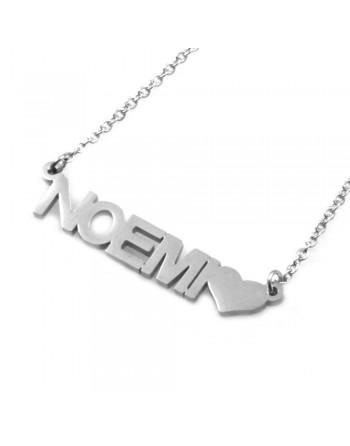 collana con nome Noemi - col1814