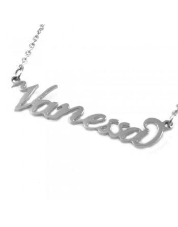 collana con nome Vanessa - col1815