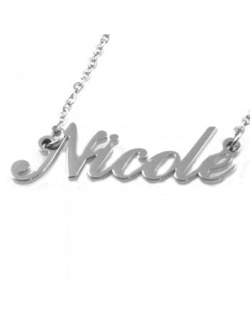 collana con nome Nicole - col1817